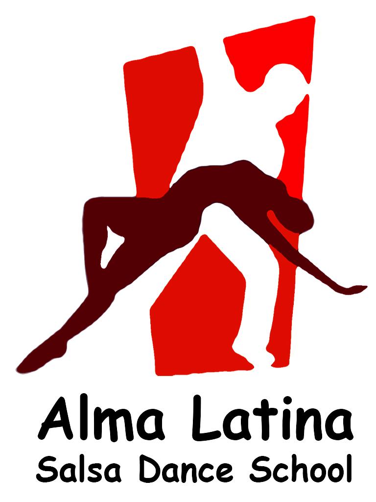 logo salsa Tanzschule alma latina